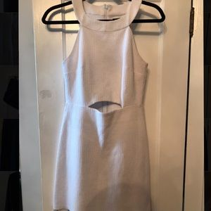 White Topshop Sun Dress